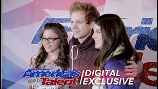 Great Times At AGT Auditions in Nashville - America