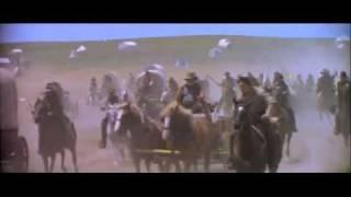 Far and Away - Land Rush Scene