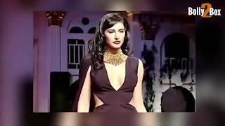 Nargis Fakhri at BMW Bridal fashion week 2014 | Bolly2box