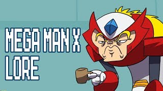 LORE -- Mega Man X Lore in a Minute!