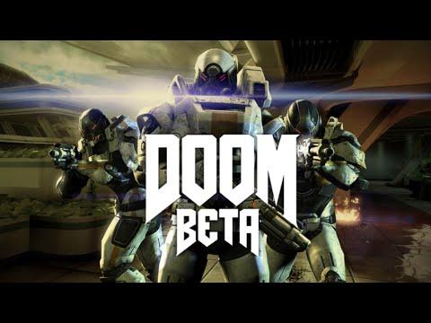 Doom Multiplayer Beta die Zweite
