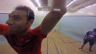 Guhan vs Mohamed El Shorbagy (30/01/16)