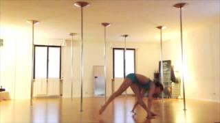 Dalila Mion Pole dance - Categoria Elite Campionato 2014