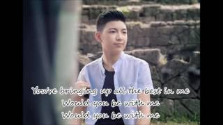 Be With Me - Darren Espanto (Lyrics)