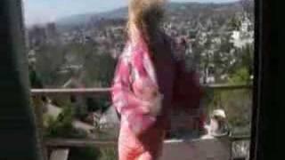 Sia 2008 North American Tour Blog - Blooper Clip!