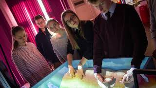 Trinity School - Kids Conference 2017 - The use of augmented reality in Geography