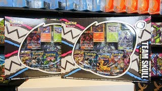 Pokémon TCG: Team Skull Pin Collection Box Battle