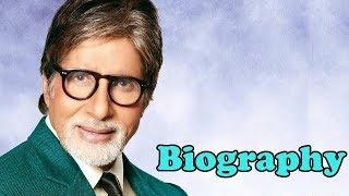 Amitabh Bachchan - Biography