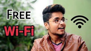 Free Wi-Fi || funny video || soumay verma