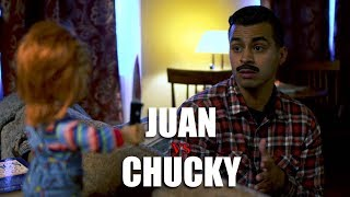 Juan vs Chucky | David Lopez