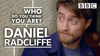 Daniel Radcliffe uncovers WW1 love story 💔 | Who Do You Think You Are? - BBC