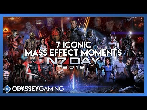 Xxx Mp4 N7 Day 2018 7 Iconic Mass Effect Moments 3gp Sex
