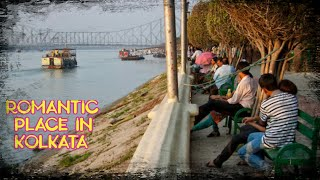 Kolkata Prinsep ghat 😲amizing exprience (কোলকাতা তে যা দেখলাম )|Romantic place in kolkata princep