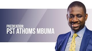 THÈME: C'EST LE TEMPS DU DÉFI AVEC PASTEUR ATHOMS MBUMA