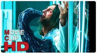 Venom Symbiote Test Scene + Trailer - VENOM (2018) Movie CLIP HD