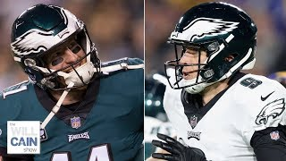 Is Carson Wentz or Nick Foles the Eagles