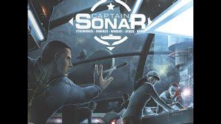 Captain Sonar - Let's Play (6 Spieler), Rezension & Regelübersicht auf deutsch