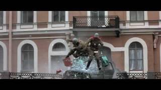 Goldeneye tank chase [HD]