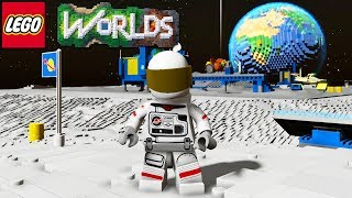 Lego Worlds - Classic Space Pack