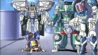 Transformers Robots In Disguise Episodio 19 La Prueba Del Pez