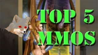 Top 5 MMOs - Old School Style - The Golden Age - The Best 2016