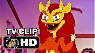 """BIG MOUTH Official Teaser Clip """"Meet the Hormone Monstress"""" (HD) Maya Rudolph Netflix Series"""