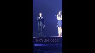 Chanyeol & Seola Stay With Me KCON 170922 AUSTRALIA