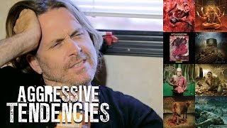 Cattle Decapitation break down their iconic album artwork | Aggressive Tendencies