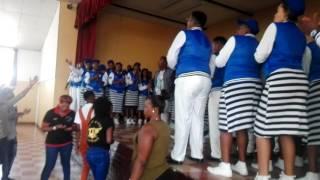 Mighty Oh! Lord Singers....Rea ho boka