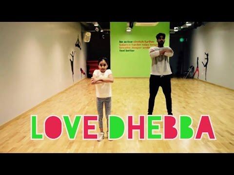 WATCH 9 YEAR OLD GIRL DANCE TO LOVE DHEBBA | TWINKLE | NANNAKU PREMATHO | @JeyaRaveendran