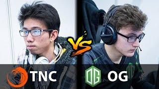 TNC vs OG - [PHILIPPINES vs EUROPE] - Dota 2 6.88b