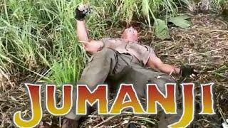 The Rock Pranks & Scares Kevin Hart on set of Jumanji (Kevin Hart, The Rock, Nick Jonas, Jack Black)