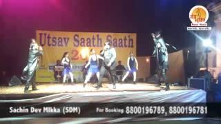 Din Naiyo Lagda Te Raat Naiyo Lagdi Song Live Performance By Sachin Dev Mikka