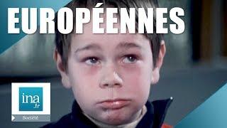 1979 : L'Union Européenne Vue Par Les Enfants | Archive INA