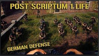 HOLDING THE LINE  - Post Scriptum 1-Life Event