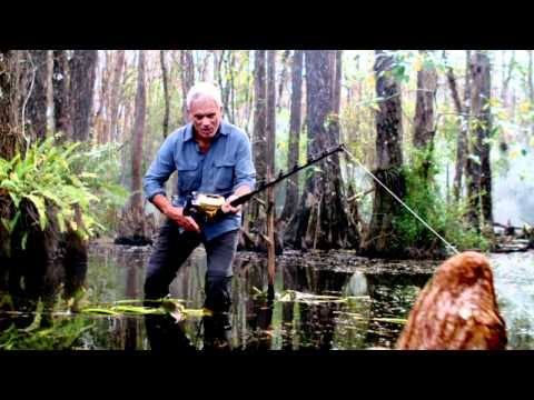 River Monsters Alone in Victory