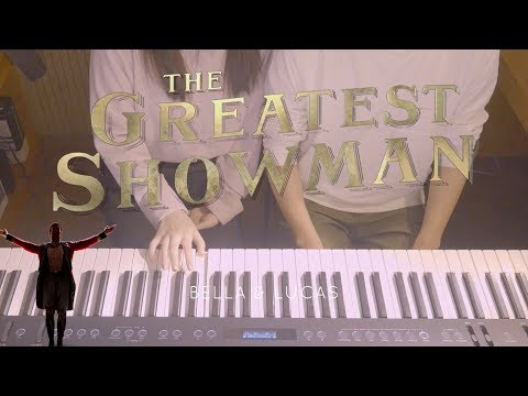 The Greatest Showman OST Medley - 4hands piano