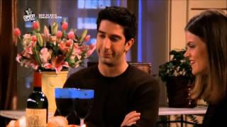 مقطع من المسلسل الكوميدي Friends (أسنان روس ) مترجم