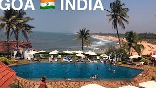 GOA INDIA 🇮🇳 NIGHTLIFE, CRAZY TRAFFIC, BEACH BARS, TITOS CLUB & MASALA INDIAN FOOD 🌴 TRIP VLOG 02