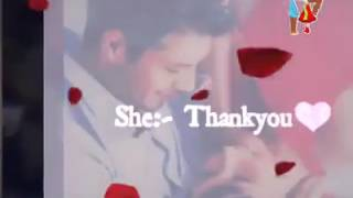 Gf bf full romantic and caring conversation || hindi || pyaar