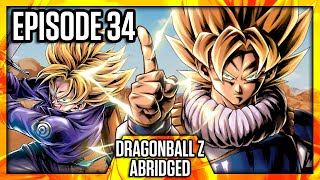 DragonBall Z Abridged: Episode 34 - TeamFourStar (TFS)