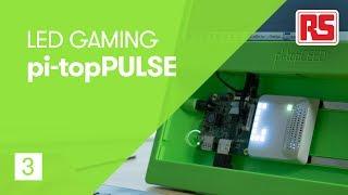 LED Gaming on your Raspberry Pi - pi-topPULSE