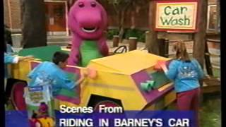Closing To Barney Songs 1995 VHS