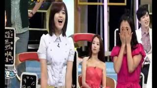Jiyeon - Cute Aegyo [Strong Heart]
