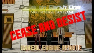 Crisis on Earth One: An Arrowverse Fan Game (Unreal Engine Development Update!) --EARLY UPLOAD--