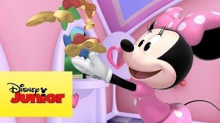 Minnie Toons - ¡Oh oh! Masa para pizza