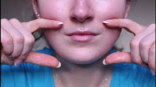 Massage for Heavy/Saggy Lower Half of the Face / V-shape Face, Jowls Reduction