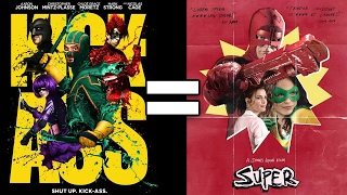 24 Reasons Kick-Ass & Super Are The Same Movie