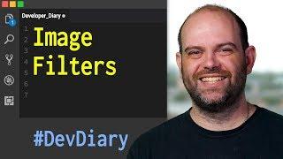 Image Filters using WebGL - Developer Diary #Day4