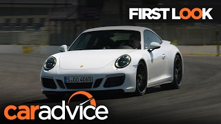 2017 Porsche 911 GTS First Look review | CarAdvice